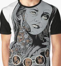 Westworld Dolores Graphic T-Shirt
