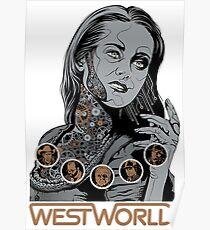 Westworld Dolores Poster