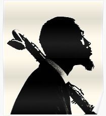Bass Clarinet Poster