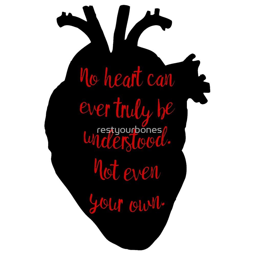 Understand the Heart by restyourbones