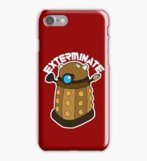 Dalek! iPhone Case/Skin