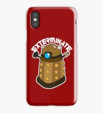 Dalek! iPhone Case/Skin