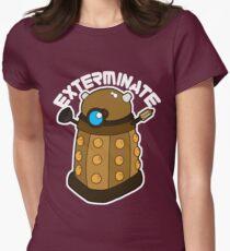 Dalek! Women's Fitted T-Shirt