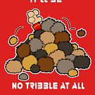 No Tribble at All... by RhiMcCullough