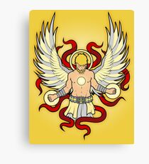 Angel Ribbon Canvas Print