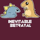 Inevitable Betrayal  by RhiMcCullough
