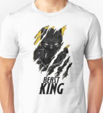 Beast King - Black Panther T-Shirt