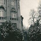 Cityscape by Danysharipova