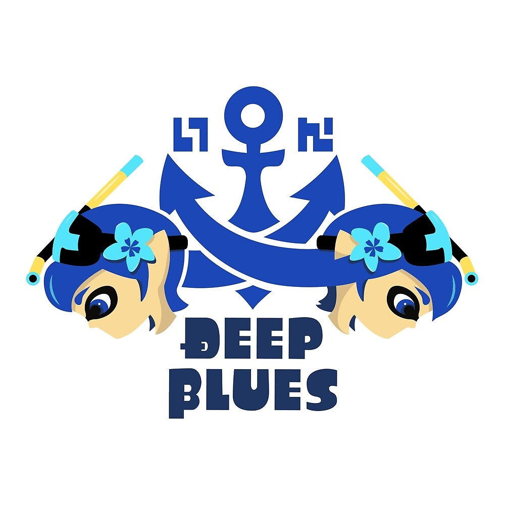 Deep Blues Official by Mars018