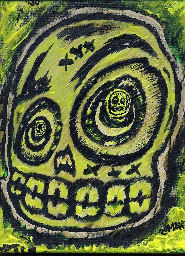 DJ Zombie 001 by djzombie