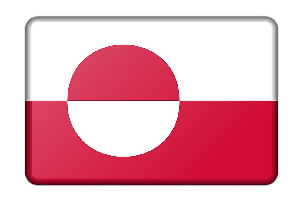 Greenland Flag by prodesigner2