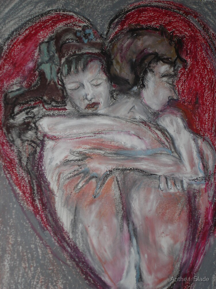Embrace by Anthea  Slade