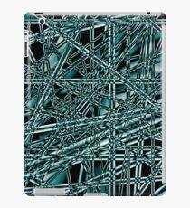 Black Digital 001 iPad Case/Skin