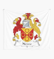 New or Newe Wall Tapestry
