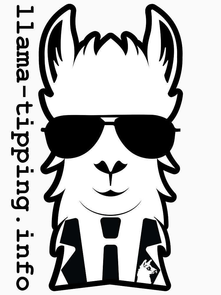llama-tipping / Defcon 25 / 2017 by llama-tipping