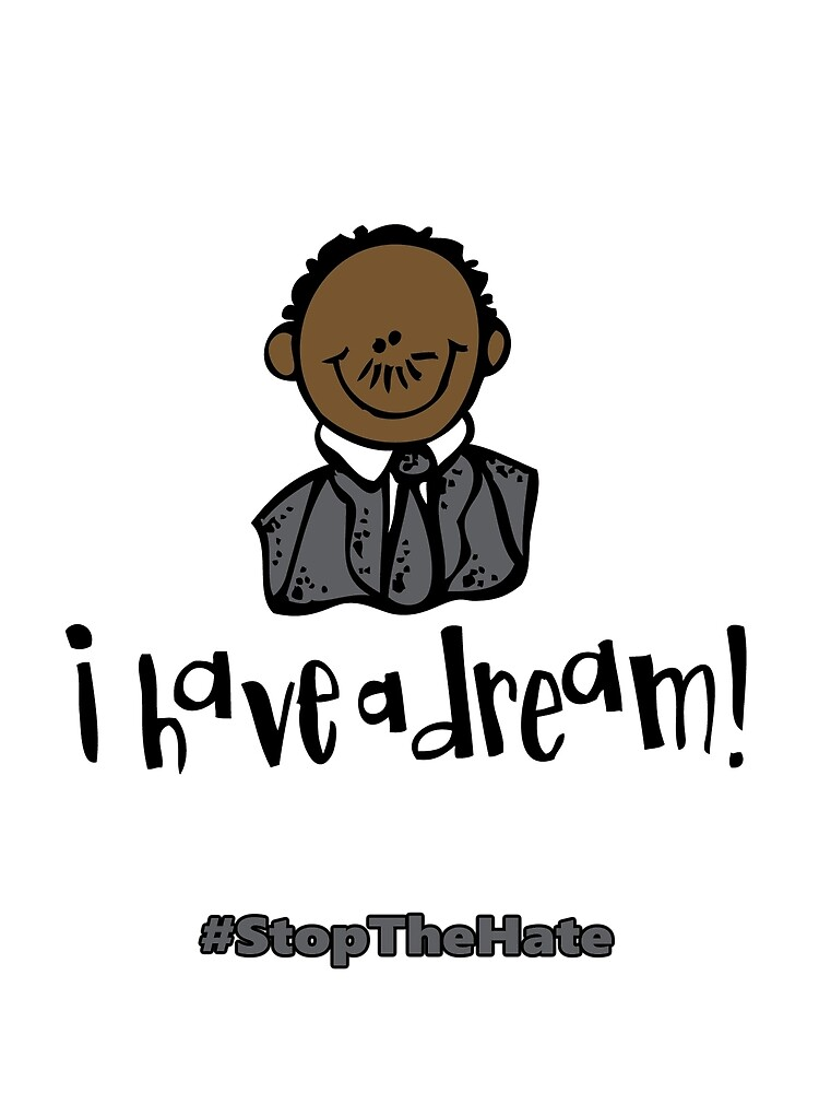 Martin Luther King - Dream by Specialstace83