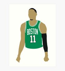Jayson Tatum Boston Celtics Art Print