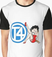 Vw T4 Betty Boop Graphic T-Shirt