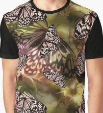 On The Wings of a Butterfly Graphic T-Shirt