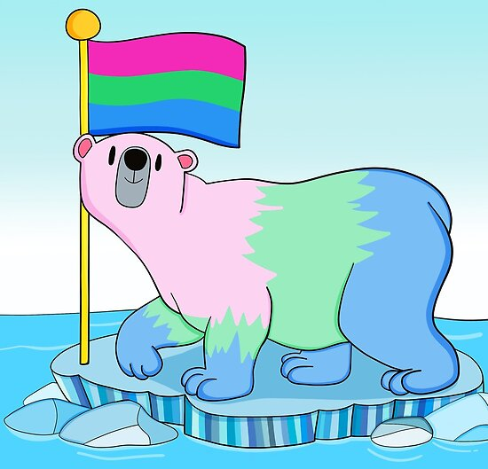 Complete Arctic Poly Bear by Elijah Haswell