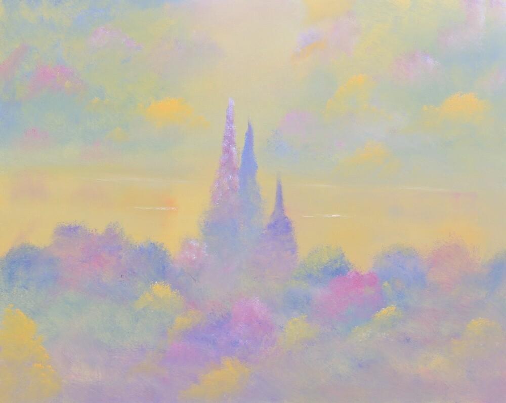 Autumn Mist by David Snider