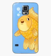 Funda/vinilo para Samsung Galaxy Happy Meteor Goldfish