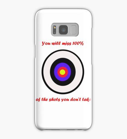 100% of shots Samsung Galaxy Case/Skin