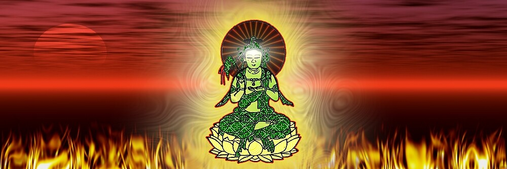 Budha by djzombie