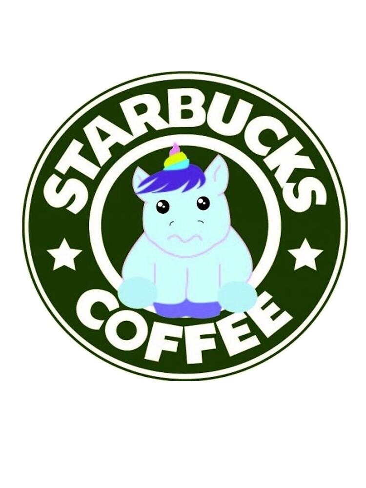 Starbucks Unicorn by Specialstace83