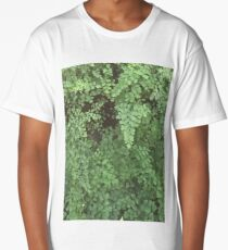 Nature in Green Long T-Shirt