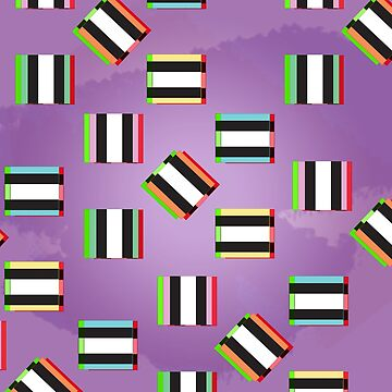 Glitch Allsorts by KitsuneDesigns