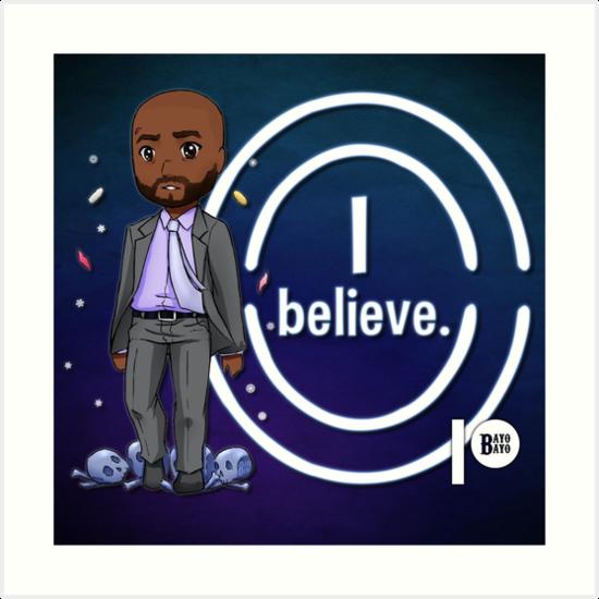 Shadow Moon Says I Believe by bayobayo