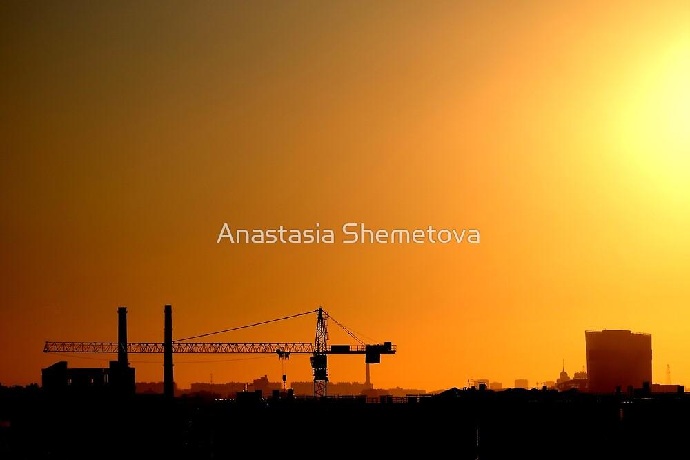 Industry photo by Anastasia Shemetova