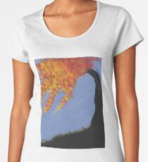 Autumn Breeze Women's Premium T-Shirt