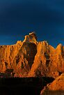 Sunrise over Badlands Door Trail .3 by Alex Preiss