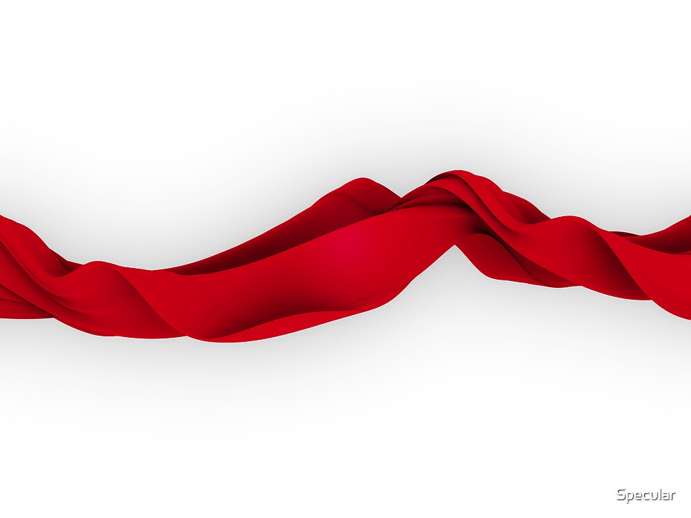 Flow Red by Specular