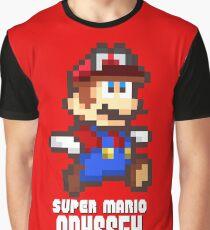 Super Mario Odyssey - Pixel Art! Graphic T-Shirt