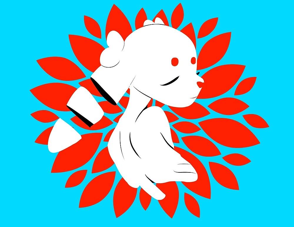 Flower by Lazy-Kiki