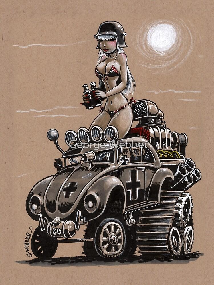 Desert Bettle by George Webber