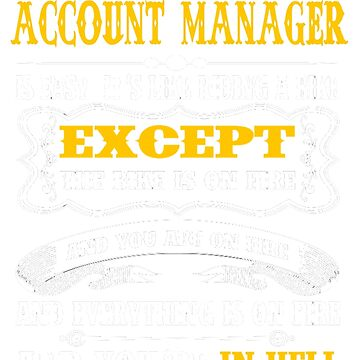 ACCOUNT MANAGER EXCEPT MUCH COOLER by minhthien