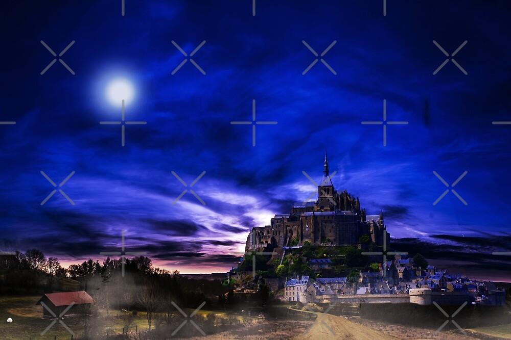 Kingdom in The Night - Digital Art and Photomanipulation by nextstepgd