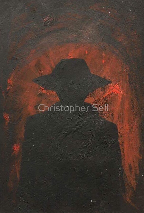 Crooked Man by Christopher Sell