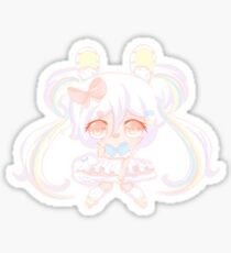 Rainbow Lolita  Sticker