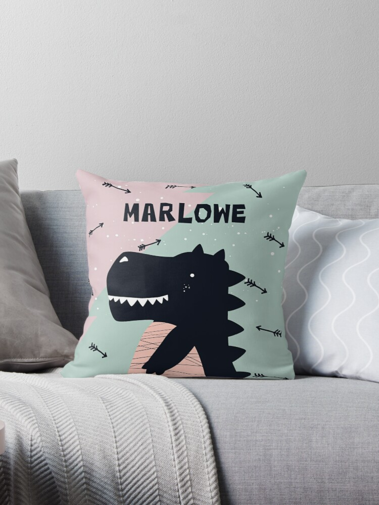 Monsters - Dino / Marlowe by pickaboo