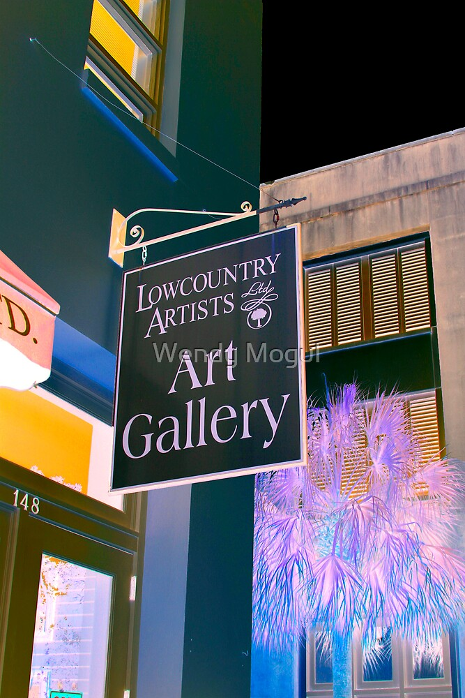 Lowcountry Artists by Wendy Mogul