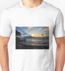 First rays. Unisex T-Shirt
