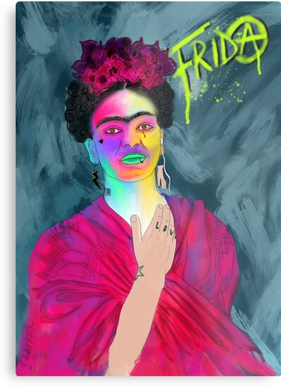 Frida  by B-ruder