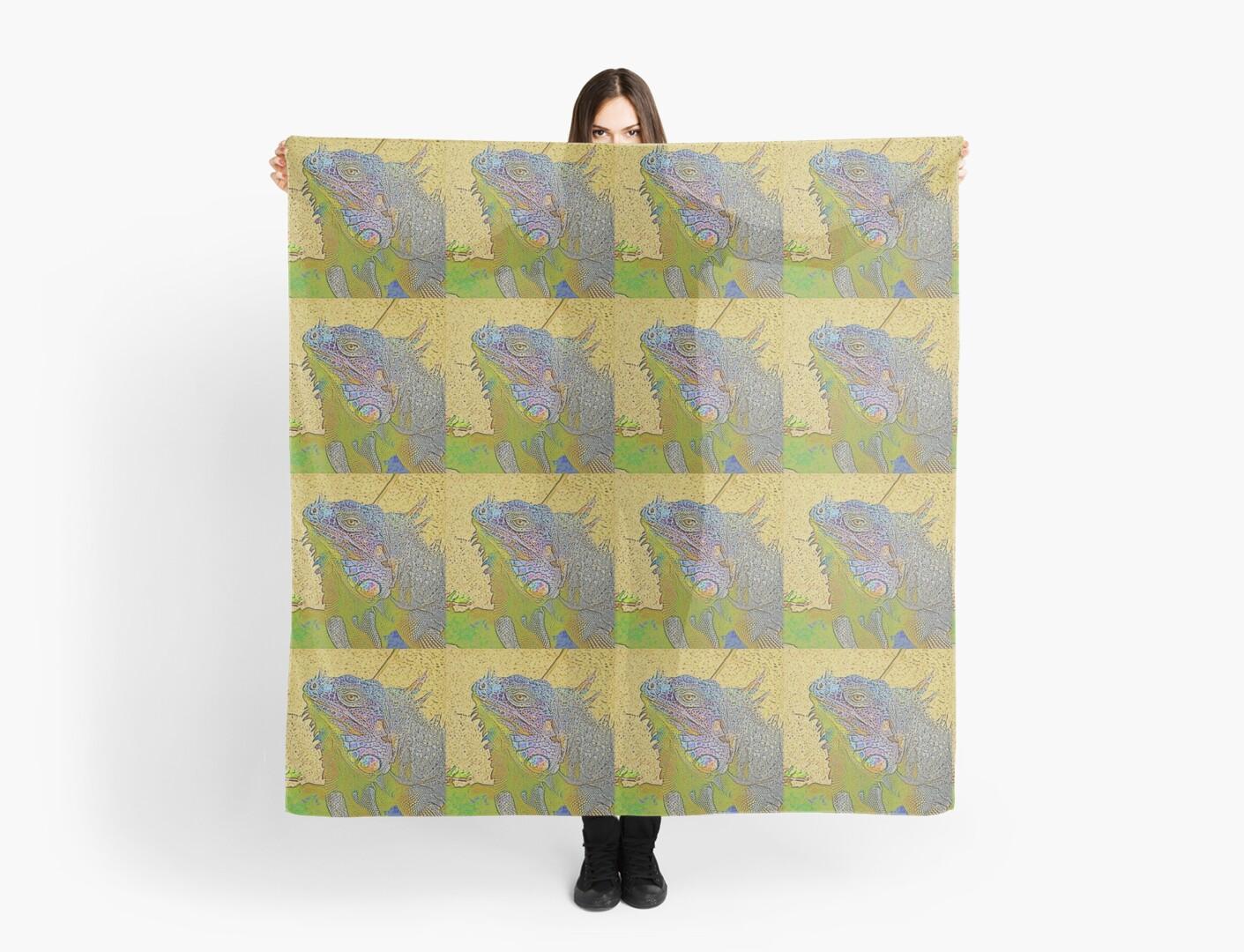 Iguana solo by frugnusdesign
