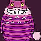 Cheshire Totoro by Ednathum