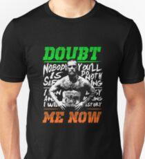 Doubt Me Now - McGregor T-Shirt